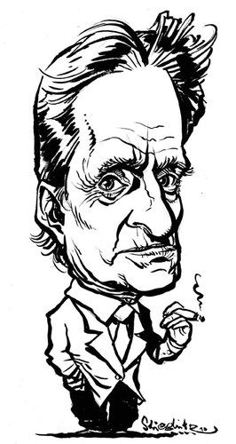 Caricature Drawings of Famous People   Cartoon: Michael ...