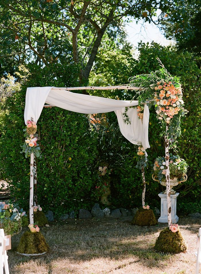 Bold Outdoor Indian Wedding - Once Wed