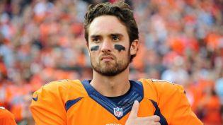 "Brock Osweiler Will Start For Broncos' Vs. Patriots On ""Sunday Night Football"""