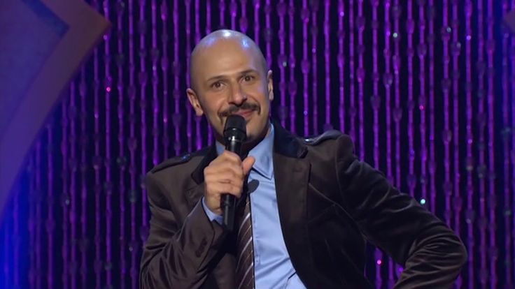 """Old, White, Racist Lady"" - Maz Jobrani (Brown & Friendly)"