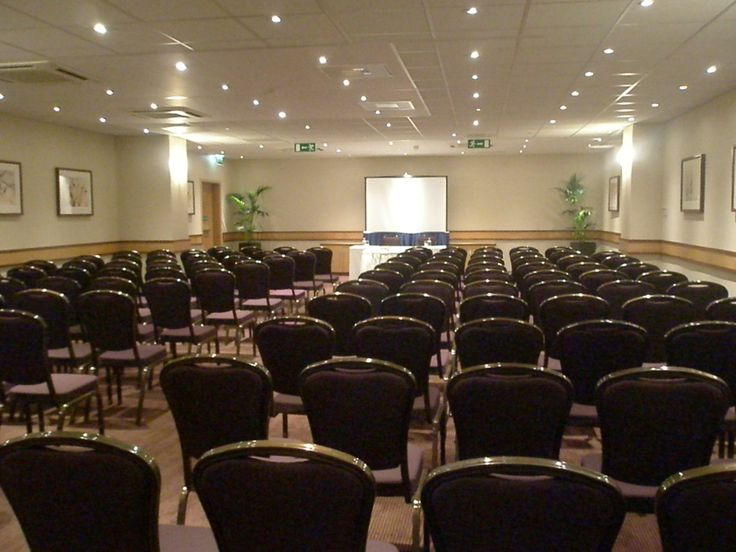 Clayton Hotel Leopardstown-Power Suite Theatre Style