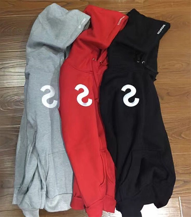 2017 Fleece Skateboard Suprem Hoodie Trasher Mens Hip Hop Male Brand Hoodie Sweatshirt Suit Tracksuit Cotton Hoody Streetwear