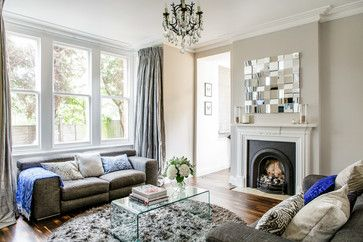 Highgate Flat - contemporary - Living Room - London - Honey Bee Interiors