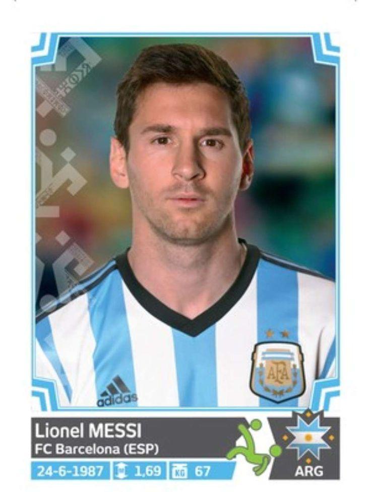 132 - Lionel Messi - Argentina - Copa America 2015