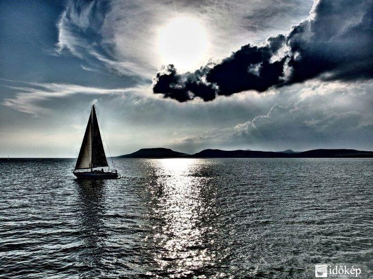 Árvai István fotója - Balaton
