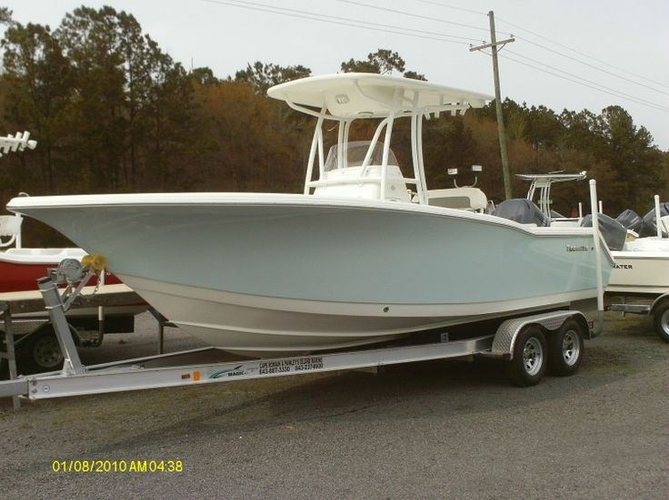 23- Center Console Fishing Boat for Sale in Mcclellanville, SC 29458 - iboats.com