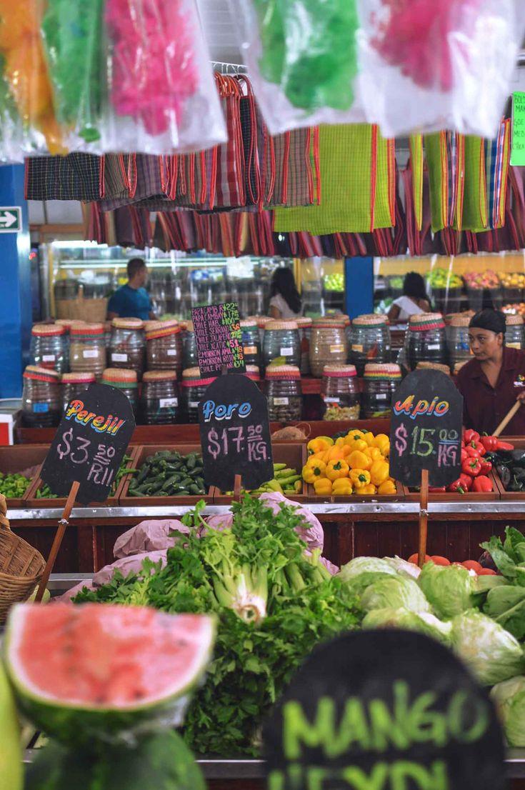 DAC Market in Playa del Carmen, Mexico | heneedsfood.com