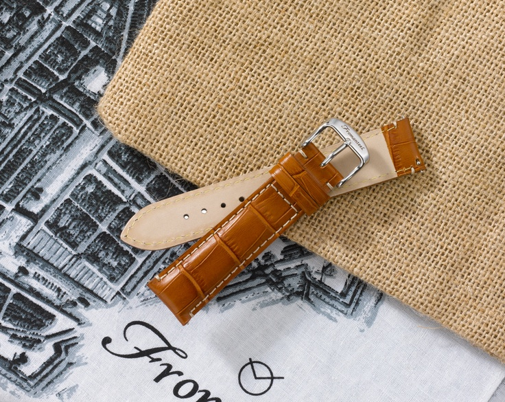Light Brown leather strap
