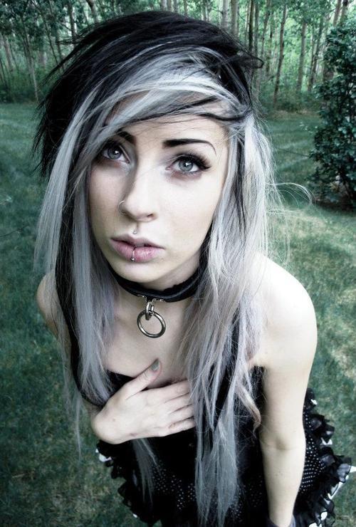 1318 Best Black And White Hair Images On Pinterest