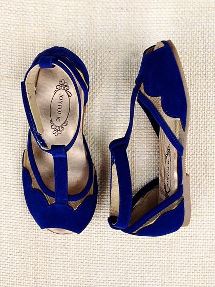 Stella T-Strap Flat - too friggin' cute! But you're nuts if you think I'm paying $50 for kids shoes.