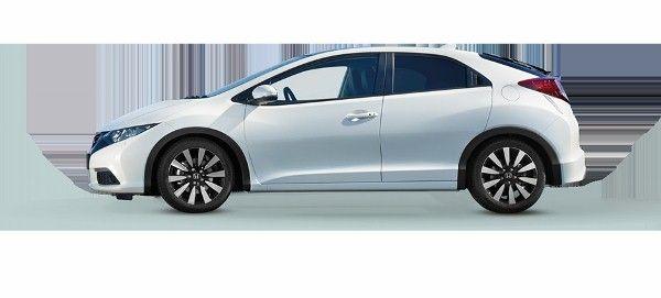 New 2015 Honda Civic Hatchback