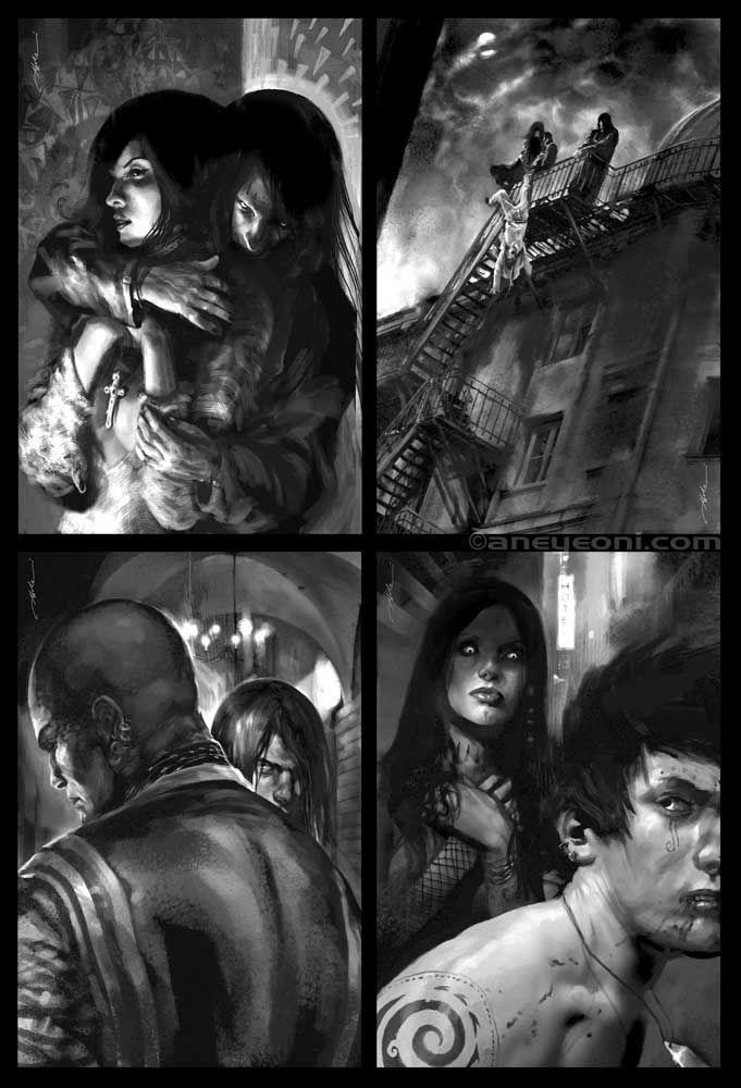 Vampire The Requiem Art images