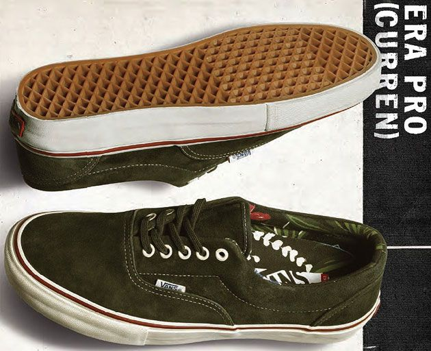 #vans era pro curren caples #skate #Sneakers