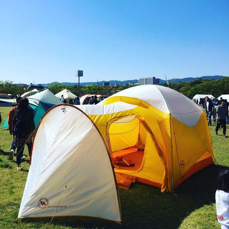 いいね!15件、コメント1件 ― 株式会社ケンコー社さん(@kenkosya)のInstagramアカウント: 「#安定のニュービッグハウス#outdoorpark2017 #outdoorpark #アウトドアパーク #万博 #bigagnes #ビッグアグネス #wildcountry #ワイルドカントリー…」