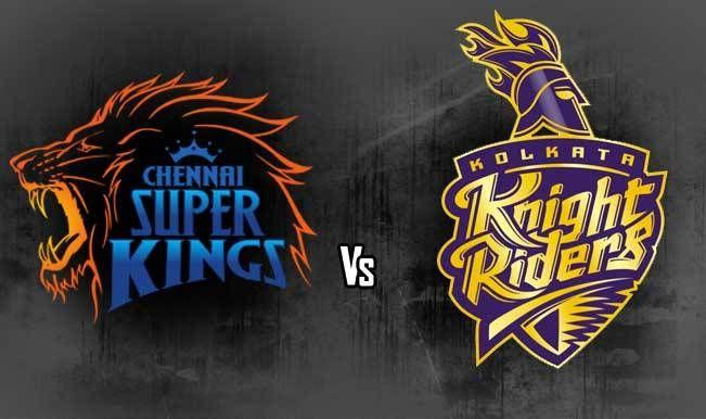Csk V S Kkr Pitch Analysis Head To Head Stats In 2020 Chennai Super Kings Kolkata Knight Riders Ipl