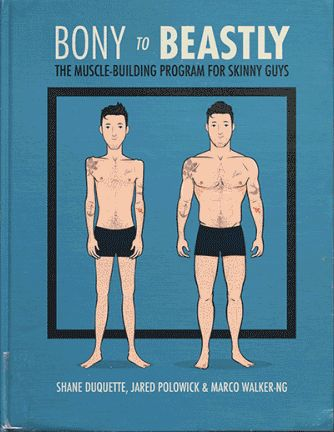 Bony to Beastly Full Mass Gainer Ectomorph Program Download