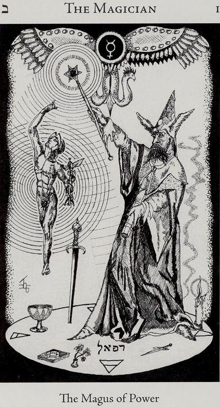 the hermetic tarot - If you love Tarot, visit me at www.WhiteRabbitTarot.com