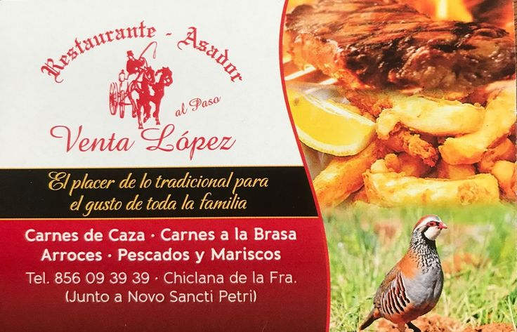 nice Venta López, Restaurante - Asador