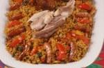 Afrolems native jollof rice