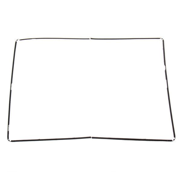 For iPad 2/3/4 Digitizer LCD Screen Bezel Plastic Adhesive Middle Frame Trim New…