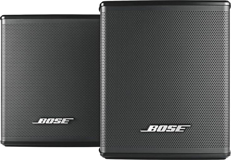 Bose Virtually Invisible 300 Wireless surround speakers (pair)