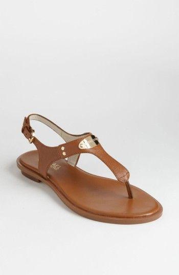 0a14c5e388d0 MICHAEL MICHAEL KORS WOMEN S MICHAEL MICHAEL KORS  PLATE  THONG SANDAL.   michaelmichaelkors  shoes