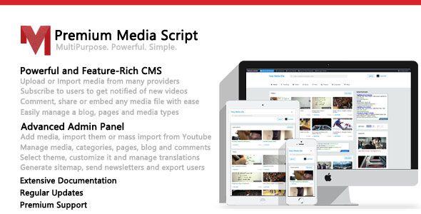 Premium Media Script - https://codeholder.net/item/php-scripts/premium-media-script