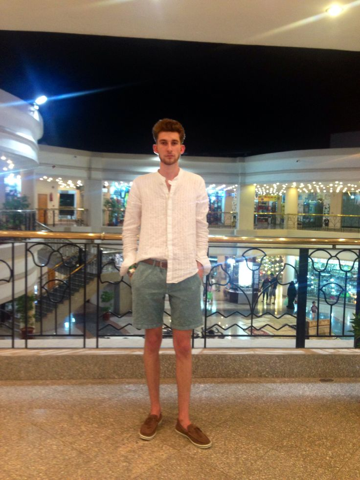 The old Sharm el Sheikh! Zara, fashion, timberland, calvin klein