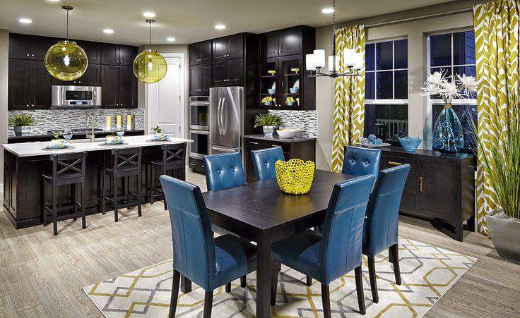 New Homes In Dacono, CO   Sweetgrass   Legacy Collection Hawthorn 1942  Gourmet Kitchen