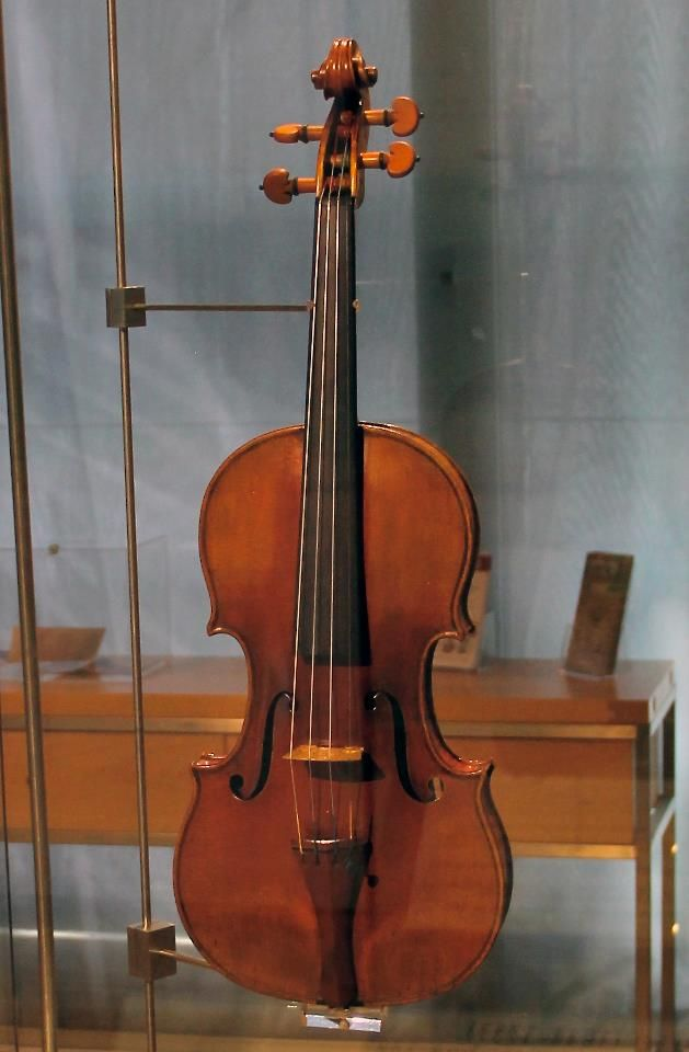 "The Stradivarious ""Viotti"" violin"