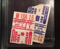 Vancouver Canucks Tickets From The Past --- 9 images of old Vancouver Canucks tickets --- #tickets   #VancouverCanucks   #nhl   #nhlplayoffs  #stanleycup   #stanleycupplayoffs   #old   #oldschool