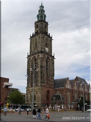 """Martinitoren, """"Oale Grieze"""", Groningen"""