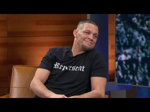 Nate Diaz is 'looking for the biggest fight possible' - YouTube