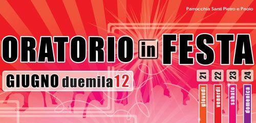 festa oratorio di Leno http://www.panesalamina.com/2012/1587-oratorio-di-leno-in-festa.html
