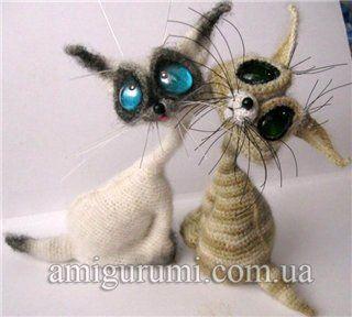 Схемы амигуруми: подборка бесплатных схем вязаных игрушек крючком и спицами.