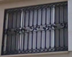 resultado de imagen para modelo de rejas para ventanas modernas