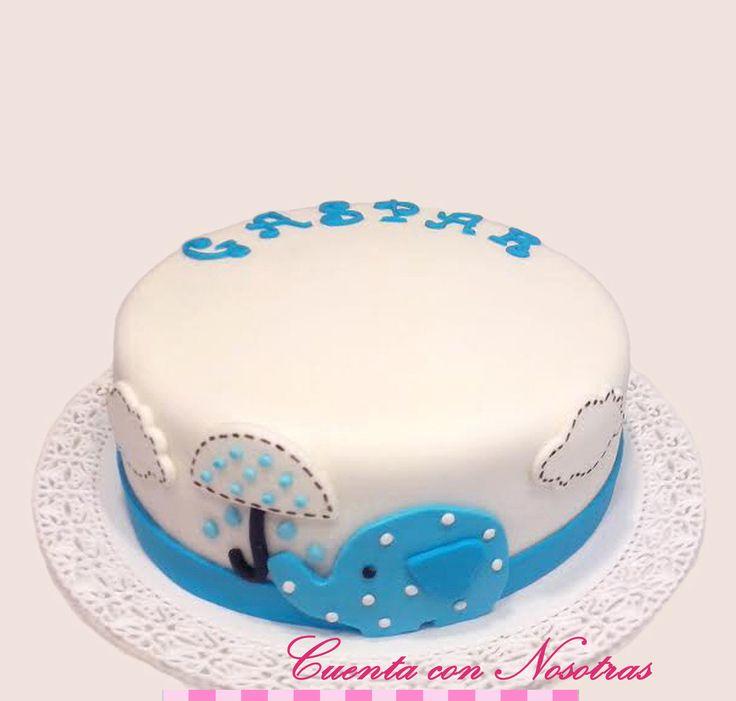 Torta Baby Shower Torta Elefantito Baby Shower Cake