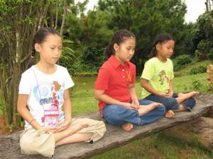 Steps for Initiating Meditation in Young Children