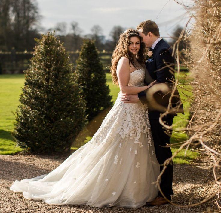 Ian Stuart paradis  Wedding Dress on Sale 50% Off