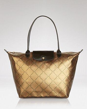 Fashion Cheap Portable Longchamp Eiffel Tower Bags Indigo