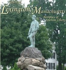 Lexington Minuteman