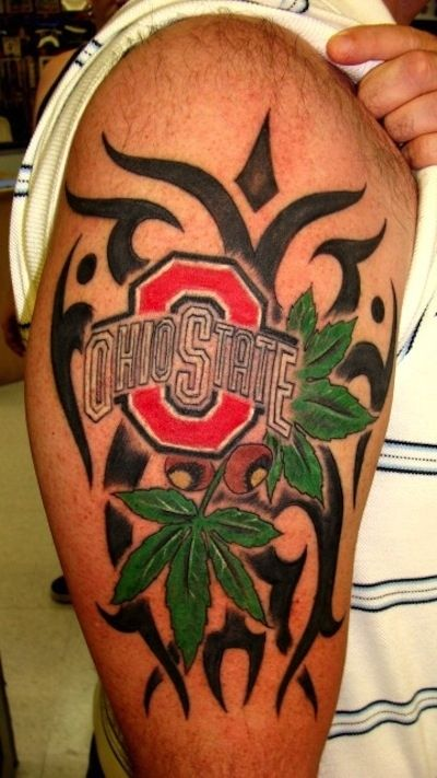 The 15 Worst Ohio State Buckeyes Tattoos On The Internet
