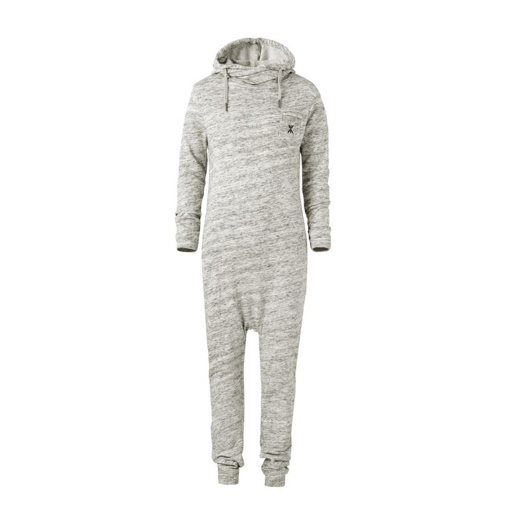 Check out the Twisty Onesie Heavy Grey Melange. High quality jumpsuit made of premium cotton.