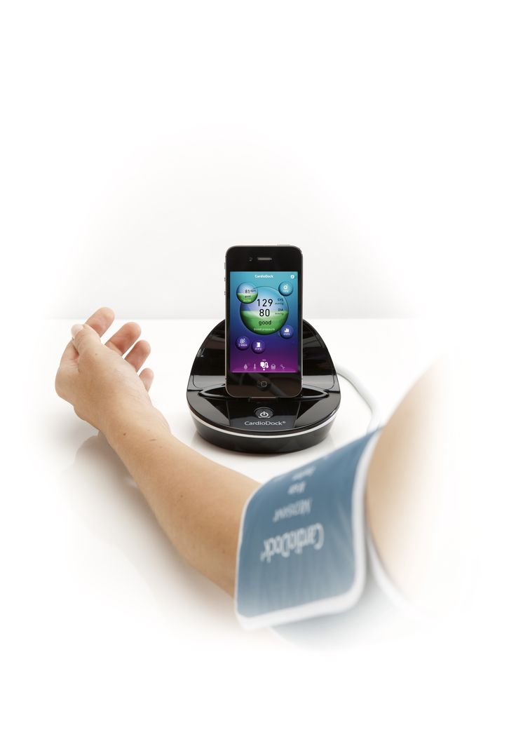 "MEDISANA CardioDock® 2 - ""Okos""-vérnyomásmérő modul"