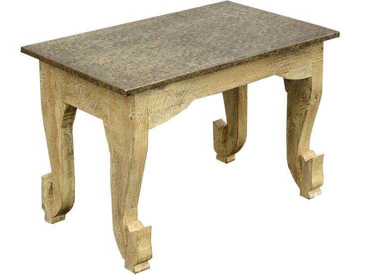 unikatowy stolik indyjski MA741