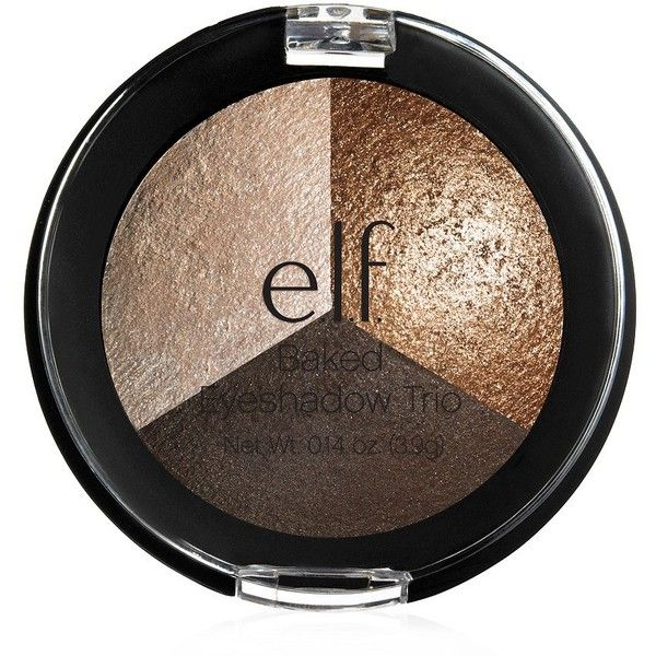 Baked Eyeshadow Trio ($7.62) ❤ liked on Polyvore featuring beauty products, makeup, eye makeup, eyeshadow, beauty, cosmetics and eyes