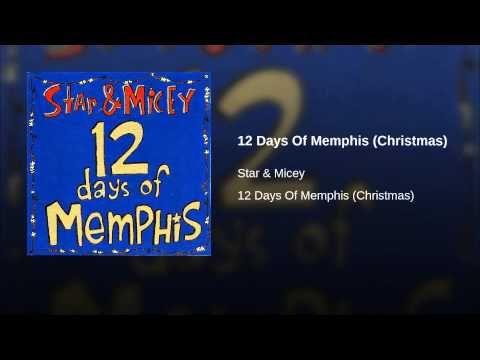 12 Days Of Memphis (Christmas) - YouTube