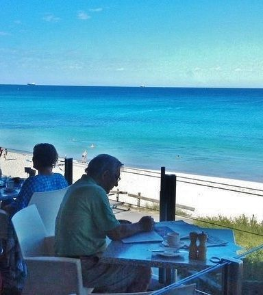 #BucketList ~ Blue Duck Cafe, North Cottesloe Beach, Perth, Australia