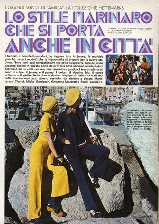 La storia di Hettemarks Italiana Spa - Online Vintage