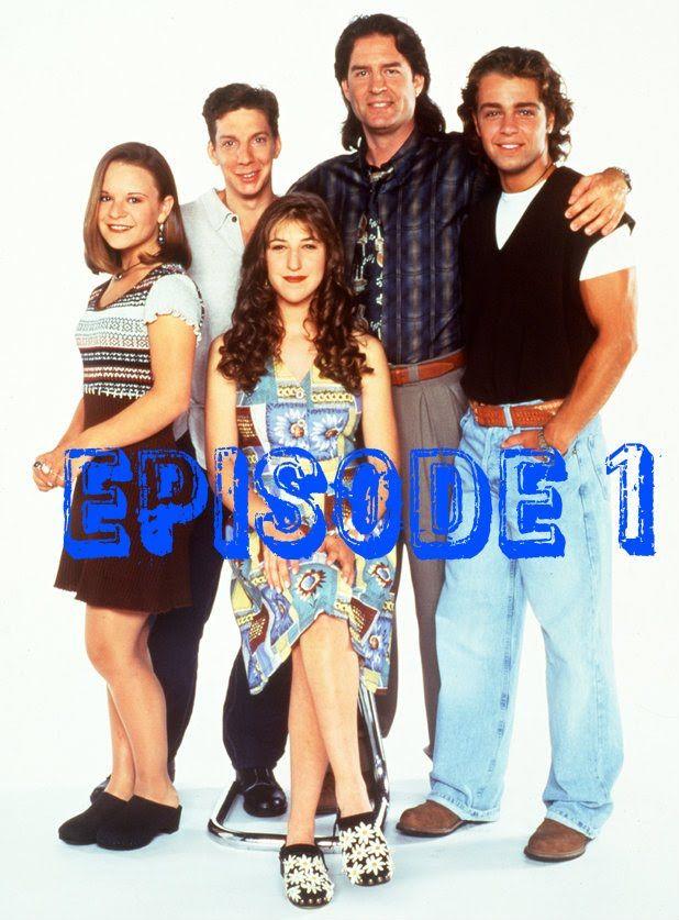 "Blossom Season 2 Episode 1 ""Second Base"""